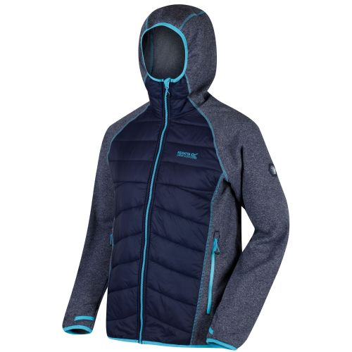 Regatta ANDRESON III HYBRID STRETCH LIGHTWEIGHT INSULATED JACKET - Navy Marl / Navy